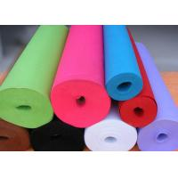 Wholesale Green Needle Punched Non Woven Rolls Non Woven Cleaning Cloths from china suppliers
