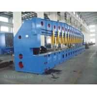 Wholesale Hydraulic Pressure Edge Milling Machine 6mm - 50mm for 6m Plate Beveling from china suppliers