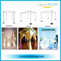 Wholesale cheap low price square pipe and drape tent for event beach wedding from china suppliers