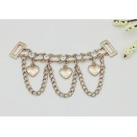 Wholesale High Heel Shoe Accessories Chains Customized Color Corrosion Resistant from china suppliers