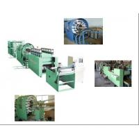Wholesale Europe latest technology energy-Saving paper yarn cement bag making machine from china suppliers