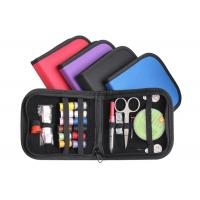Wholesale 10 Items Travel Sewing Kits / Little Sewing Kit For Emergent Situation  from china suppliers