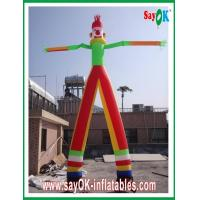 Wholesale Earth-friendly Inflatable Air Dancer , Wind-resistant Inflatable Waving Man from china suppliers