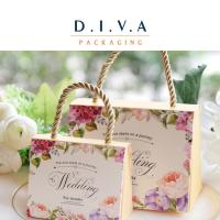 Wholesale Cheap wedding favors candy boxes for sale from china suppliers