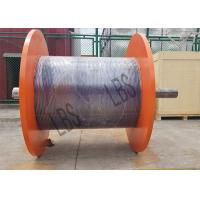 Wholesale Stainless steel Yellow Diameter 800mm Lebus Grooved Drum with Shaft from china suppliers