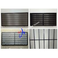 Wholesale API RP 13C Mongoose Shaker Screens For Oil Drilling , Oil Shale Shaker Screen from china suppliers