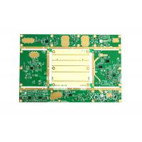 Wholesale Rogers Electronic High Frequency HF PCB / Custom Multilayer PCB Circuit Board 2 Layer from china suppliers