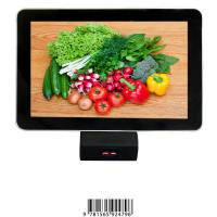 Wholesale Stores Lcd Screen Retail Digital Signage Advertising Display With 1d Barcode Scanner from china suppliers