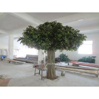 Quality 8m huge outdoor park/resturant landsaping artificial banyan tree for sale