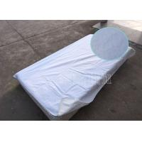 Wholesale Childrens Quilted Waterproof Organic Mattress Cover Beige With Zip from china suppliers