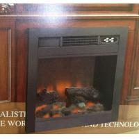 "Wholesale 26"" insert electric fireplace heate LED flame IF-26 for living room realistic flame warm from china suppliers"