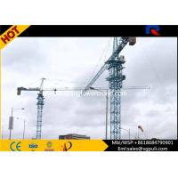 12 Ton Top Kit Building Tower Crane Boom Length 70m Remote Control