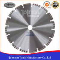 Wholesale Silent Core 230mm Laser Welded Diamond Turbo Saw Blade Segmented Saw Blade from china suppliers