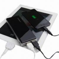 Wholesale Backup Battery for Tablet PC and 95% of Mobile Phones, with 2 USB Output Ports and 10,000mAh from china suppliers