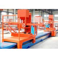 Buy cheap GRP electrical cable protective pipe filament winding production line from wholesalers