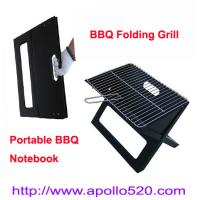 Quality Folding Charcoal BBQ Grill for sale