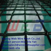 Wholesale PVC coated crimped wire mesh(Anping Manufacturer) from china suppliers