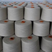 Wholesale Healthy Virgin Cotton Linen Blend Yarn 30Ne for Knitwear Home Textiles from china suppliers