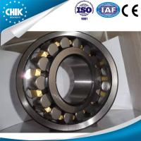 Wholesale Double row Brass cage spherical roller bearings cylindrical and tapered bore from china suppliers