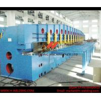 Gas Cylinder Powered Edge Steel Sheet Milling Machine 5m/min High Speed