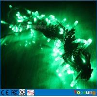 Buy cheap 100v green 100led twinkle fairy string lights 10m with high quality from wholesalers