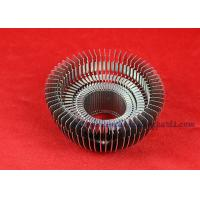 Wholesale Bowl Shape Aluminum Stamping Parts Of Fin-Heat Sink For Computer from china suppliers
