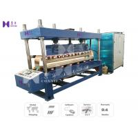 Wholesale 3T High Frequency Plastic Welding Machine Four Column Structure 0.6Mpa Air Pressure from china suppliers