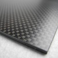Wholesale High Density Professional Carbon Fiber Plate 100% Reinforcement 600mm * 1000mm from china suppliers