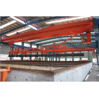 Quality PQD Overhead Crane Single Girder Overhead Cranes for PC Pile Factory for sale