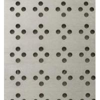 Wholesale Quincuncial Piles Shape Stainless Steel Perforated Sheet Multifunctional Decoration Plate from china suppliers