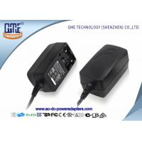 Wholesale Interchangeable 12V 1A  Universal AC DC Adapters With EU US UK AU Plug from china suppliers