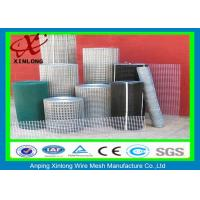 Wholesale Hot Dipped 2x2 Galvanized Welded Wire Mesh Rolls For Industry Area from china suppliers