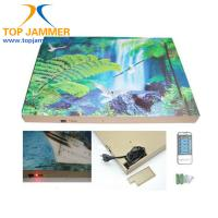 Wholesale Five Bands Photo Frame Mobile Signal Jammer,Wall-mounted Antenna Built-in Invisible Jammer from china suppliers