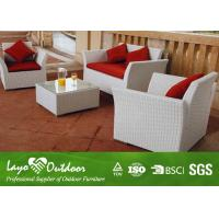 Wholesale Professional Furniture Manufactory Latest design Hot sale Leisure Rattan Sofa  Patio Sofa Set from china suppliers