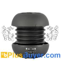 Wholesale Hamburger Portable USB Speaker from china suppliers