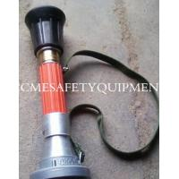 China Fire Hose Nozzle for fire fighting equipment on sale