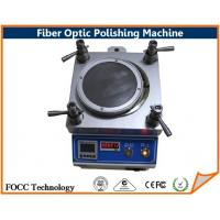 Wholesale Corner Pressure Fiber Optic Polishing Machine , Single And Multiple Fiber from china suppliers