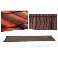 Wholesale Circular Wood Grain Stone Coated Roofing Tiles House Roof Tiles from china suppliers