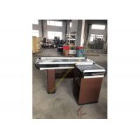 Wholesale Supermarket Steel Cash Register Fixtures / Retail Coffee Counter Desk from china suppliers