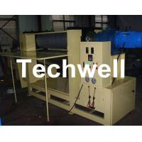 Wholesale PVC / WPC / Wooden Embossing Machine With Embossing Speed 0.5-15m/min, Frequency Control from china suppliers