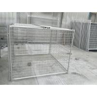 Wholesale Temporary Rubbish Cage Hot Sale for Australia 1500mm height x 1800mm width x 1800mm length,hot dipped galvanized from china suppliers