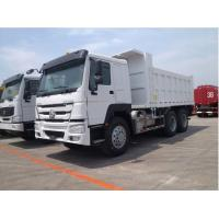Wholesale 21 - 30 Ton Capacity Sino Heavy Dump Truck With HF9 Front Axle HC16 Rear Axle from china suppliers