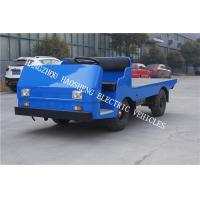 Wholesale Flatbed Transport 3kw Electric Cargo Truck 2000kg Load With Convertible Cab from china suppliers