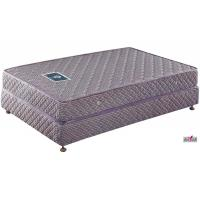 Wholesale Purple 100 % Polyester and Tc Fabric Spring Family Hotel Collection Mattress Pad from china suppliers