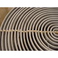 Wholesale SA213 /SA213-2017 TP304L/TP316L SEAMLESS U BEND TUBE, 25.4MM ,19.05MM , MIN. WALL THICKNESS . 100% ET / HT from china suppliers