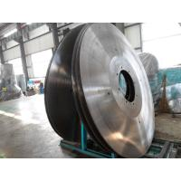 Wholesale Manganese vanadium steel hollow ground hub hot cut saw blade for cutting hot rolled steel from china suppliers