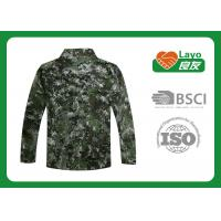 Quality Anti - Static Outdoor Hunting Clothing Thermal OEM / ODM Available for sale