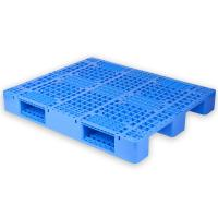Wholesale P1300*1100  Injection molded Three runners large plastic pallet  for printing industries from china suppliers