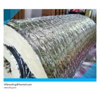 Wholesale Torch Insulation Rockwool Blanket/ Roll / Felt / Tape Ceiling with Aluminum Foil from china suppliers