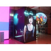 Wholesale Indoor Right Angle P5mm 90 Degree Curved LED Displays With Creative Design from china suppliers